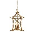 Millennium Lighting 2293-VG Lakewood Pendant in Vintage Gold