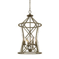 Millennium Lighting 2294-AS Lakewood Pendant in Antique Silver