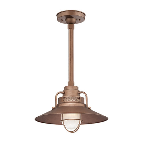 Millennium Lighting RRRS14-CP R Series Pendant in Copper