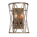 Millennium Lighting 2172-VG Lakewood Wall Sconce in Vintage Gold