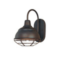 Millennium Lighting 5321-RBZ Neo-Industrial Wall Sconce in Rubbed Bronze