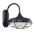 Millennium Lighting 5441-SB R Series Wall Sconce in Satin Black
