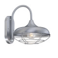 Millennium Lighting 5441-BA R Series Wall Sconce in Brushed Aluminium