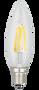 Kodak 41063 4W Candle Torpedo Lightbulbs (Set of 6)