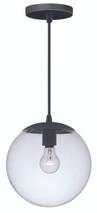 Vaxcel P0166 630 Series 10'' 1 Light Mini Pendant