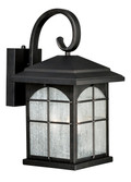 "Vaxcel T0074 Bembridge 9"" Outdoor Wall Light"