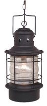 "Vaxcel OD37006TB Hyannis 10"" Outdoor Pendant"