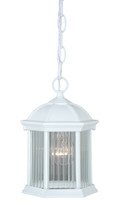 "Vaxcel T0135 Kingston Aluminum 6-1/4"" Outdoor Pendant"