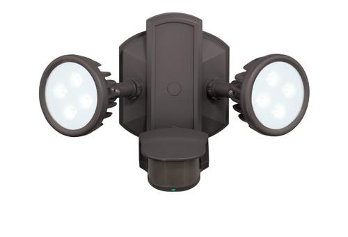 Vaxcel T0098 Lambda Smart Lighting Outdoor Security Wall Light