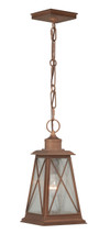 "Vaxcel T0064 Mackinac 7"" Outdoor Pendant"