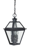 "Vaxcel T0081 Nottingham 9"" Outdoor Pendant"
