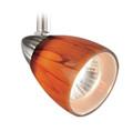 Vaxcel TP53407SN Veneto 3 Light Spot Light Pendant with Honey Ripple Glass