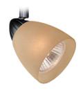 Vaxcel TP53418DB Veneto 5 Light Spot Light Pendant with Creme Cognac Glass