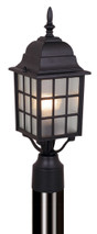 "Vaxcel OP36765TB Vista 6"" Outdoor Post Light"