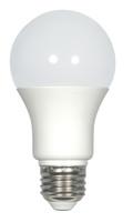 SATCO S9214 Set of 6 KolourOne LED Lightbulbs (7.6A19/OMNI/LED/4000K)