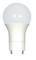 SATCO S9216 Set of 6 KolourOne LED Lightbulbs (9.8A19/OMNI/LED/2700K/GU24)