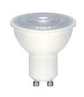 SATCO S9382 Set of 6 MR LED Lightbulbs (6.5MR16/LED/40'/27K/120V/GU10)