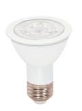 SATCO S9188 Set of 6 DiTTO LED Lightbulbs (7PAR20/LED/40'/AMBER/120V)
