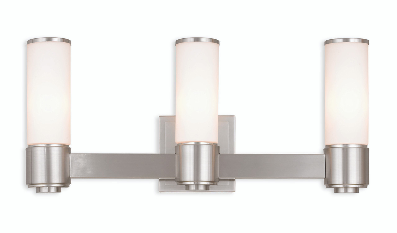 LIVEX Lighting 52123-91 Weston Contemporary ADA Wall