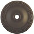 LIVEX Lighting 82077-67 Wingate Ceiling Medallion in Olde Bronze