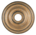 LIVEX Lighting 8219-48 Ceiling Medallion in Antique Gold Leaf