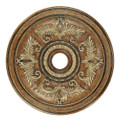 LIVEX Lighting 8210-57 Ceiling Medallion in Venetian Patina