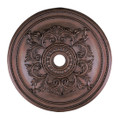 LIVEX Lighting 8211-58 Ceiling Medallion in Imperial Bronze