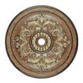 LIVEX Lighting 8228-57 Ceiling Medallion in Venetian Patina