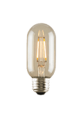 Luminance L7586-1 Set of 6 LED T14 Nostalgia Filament Lightbulbs