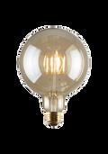 Luminance L7587-1 Set of 6 LED G40 Nostalogia Filament Lightbulbs