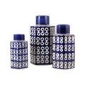 POMEROY 552045 Cupola Set of 3 Jars