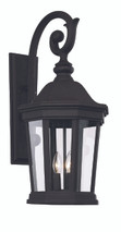 "Westfield 26"" Outdoor Black Traditional Wall Lantern"