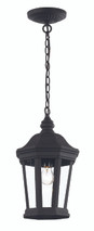 "Westfield 14.75"" Outdoor Black Traditional Hanging Lantern"
