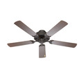 "Seltzer Seltzer 52"" Indoor Ceiling Fan with 5 Blades and Vintage Oiled Bronze Finish"
