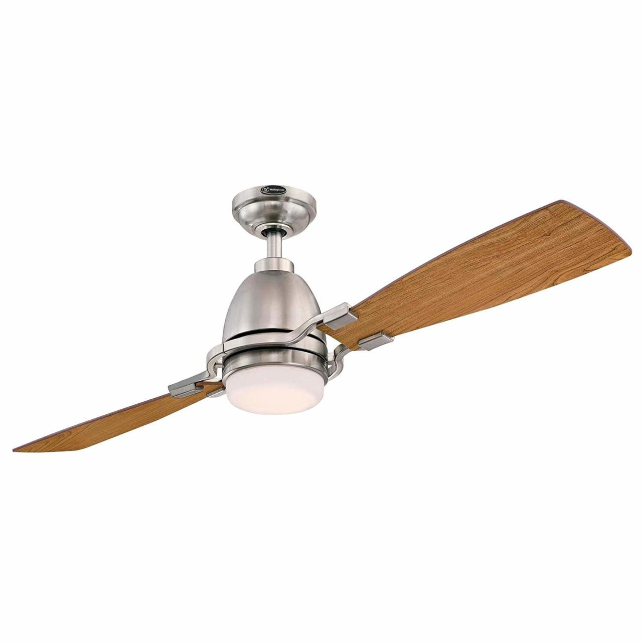 Westinghouse Longo 7217700 Brushed Nickel 54 Quot Ceiling Fan