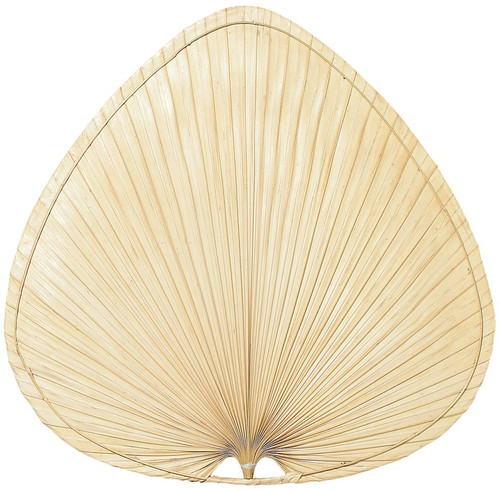 """Fanimation BMP1 22"""" Brewmaster Wide Oval Blade in Natural Palm (Set of 2)"""
