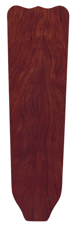"Fanimation FP1026 25"" Brewmaster Wood Blade in Cherry (Set of 2)"