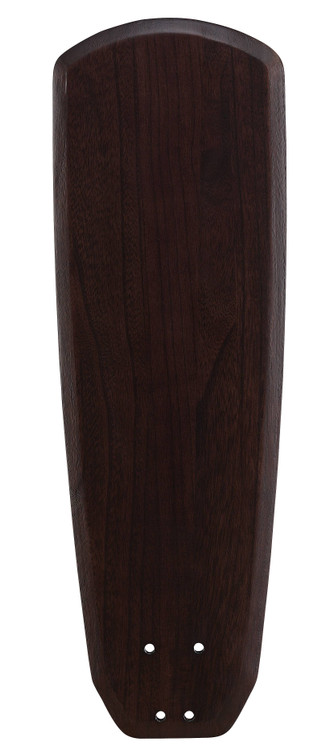 "Fanimation B354DWA 54"" Buttonwood Blade in Dark Walnut (Set of 5)"