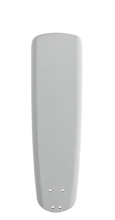 "Fanimation B154MW 54"" Buttonwood Blade in Matte White (Set of 5)"