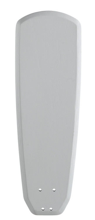 "Fanimation B354MW 54"" Buttonwood Blade in Matte White (Set of 5)"