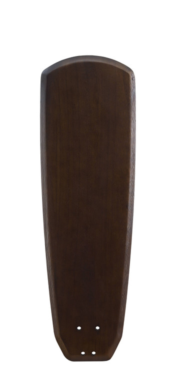 "Fanimation B360WA 60"" Buttonwood Blade in Walnut (Set of 5)"
