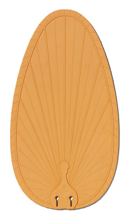 "Fanimation CABPP4TN 22"" Caruso Narrow Oval Blade Composite in Natural Palm (Set of 10)"