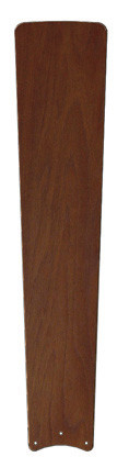 "Fanimation BPW7823WA 23"" Inlet Composite Blade in Walnut (Set of 4)"