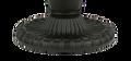 Fanimation FPH41BL Old Havana Floor/Desk Base in Black (For Old Havana Fan Motor FPH210)