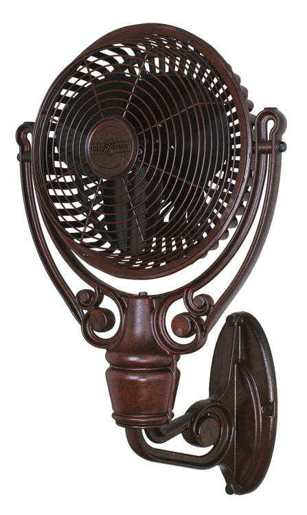 Fanimation FPH61RS Old Havana Wall Mount in Rust (For Old Havana Fan Motor FPH210)