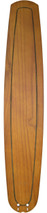 "Fanimation B6800CY 36"" Large Carved Wood Blade in Cherry (Set of 5)"