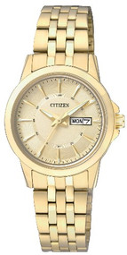 Ladies' Goldtone Citizen Watch $134.00