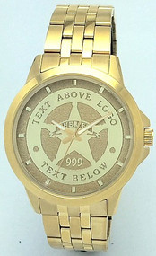 All Gold Citizen Law Enforcement Watch