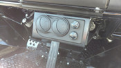 Ice Crusher Cab Heater  (Below Dash) Kawasaki 4000/4010 and Trans