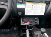 Ice Crusher Compact Cab Heater for Yamaha Rhino